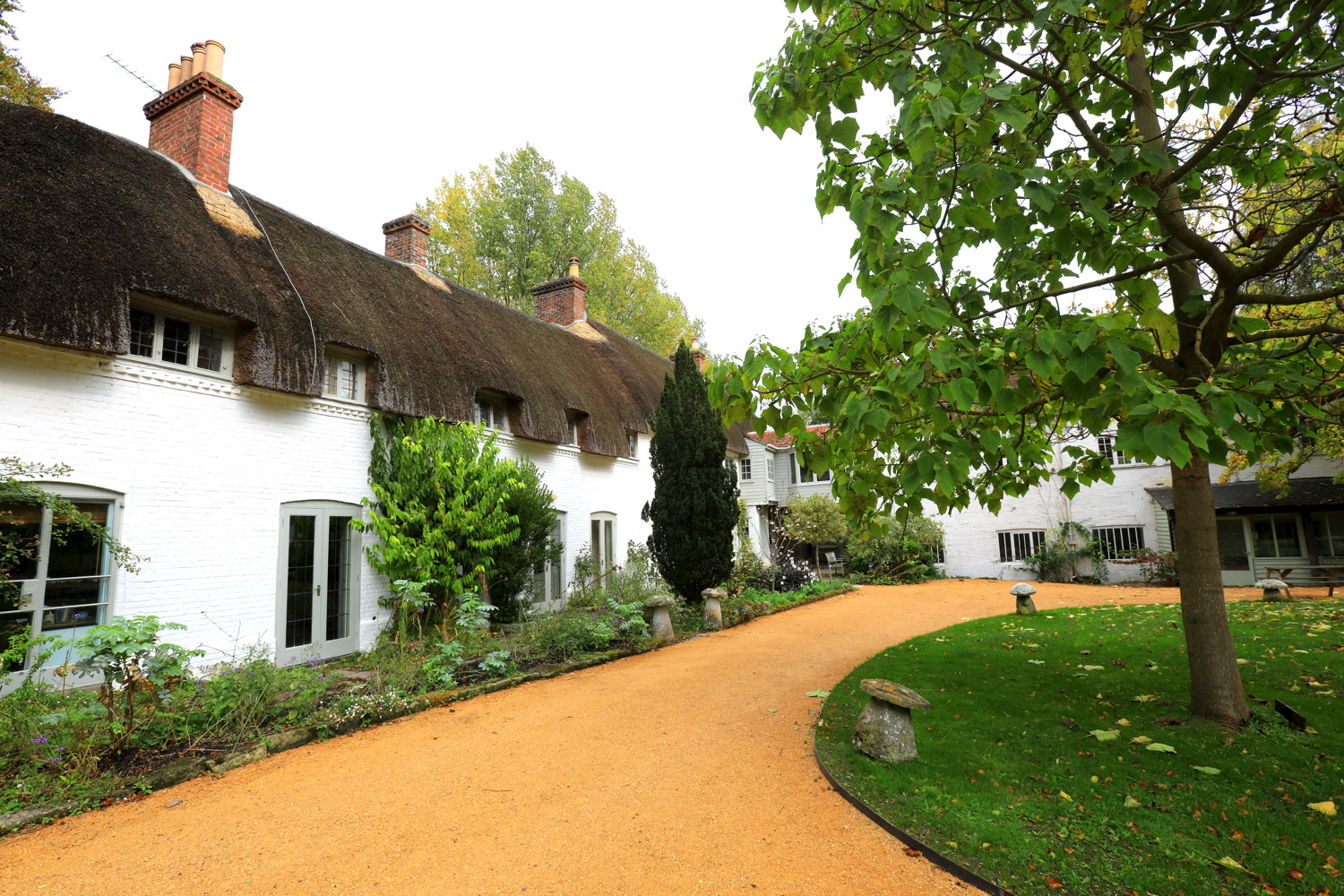 Historic house now available for hire