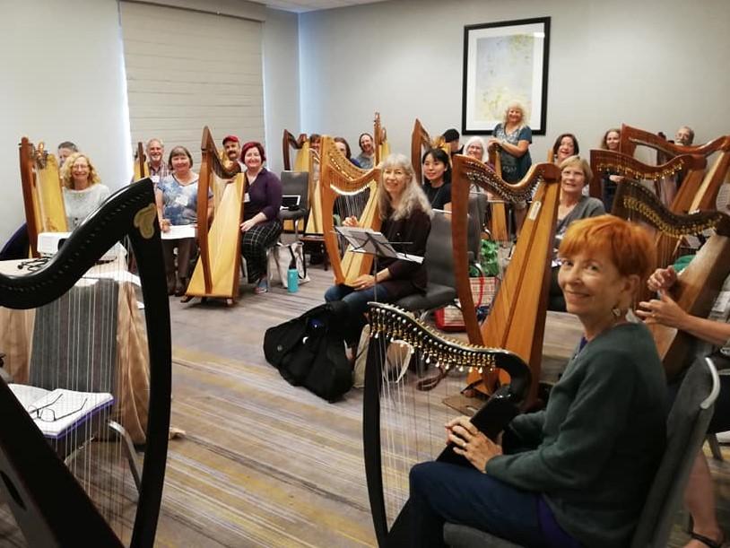 Harp Workshop with Sarah Deere-Jones