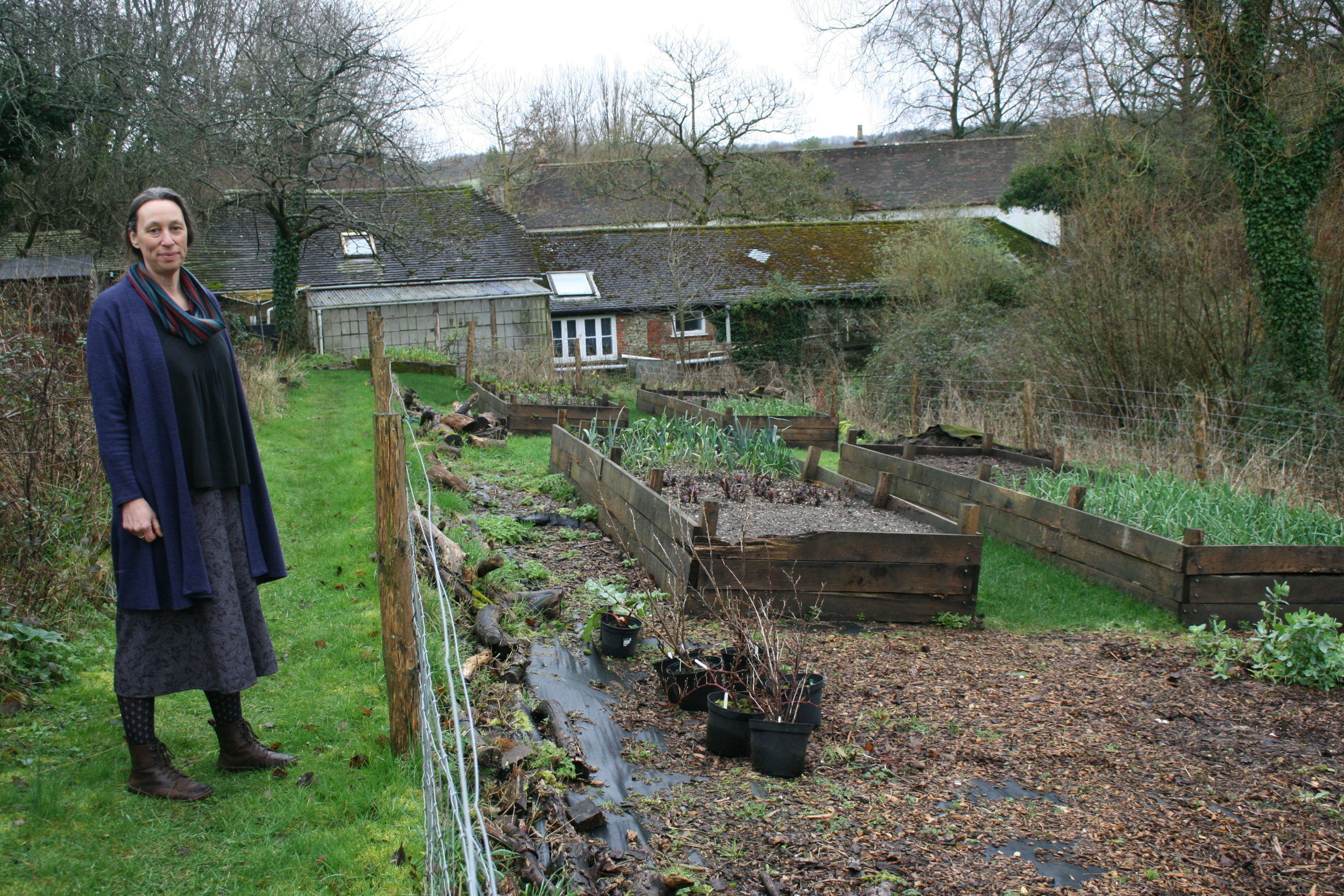 Kitchen gardens to get new lease of life