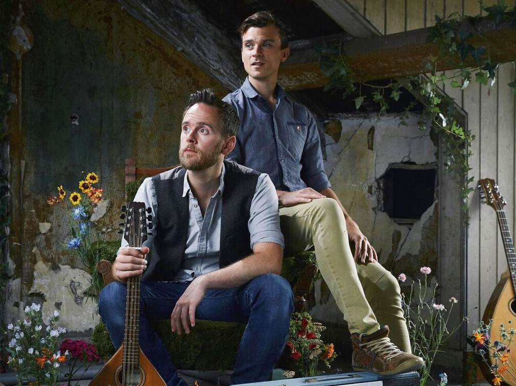 Ninebarrow – Folk Concert in the Garden