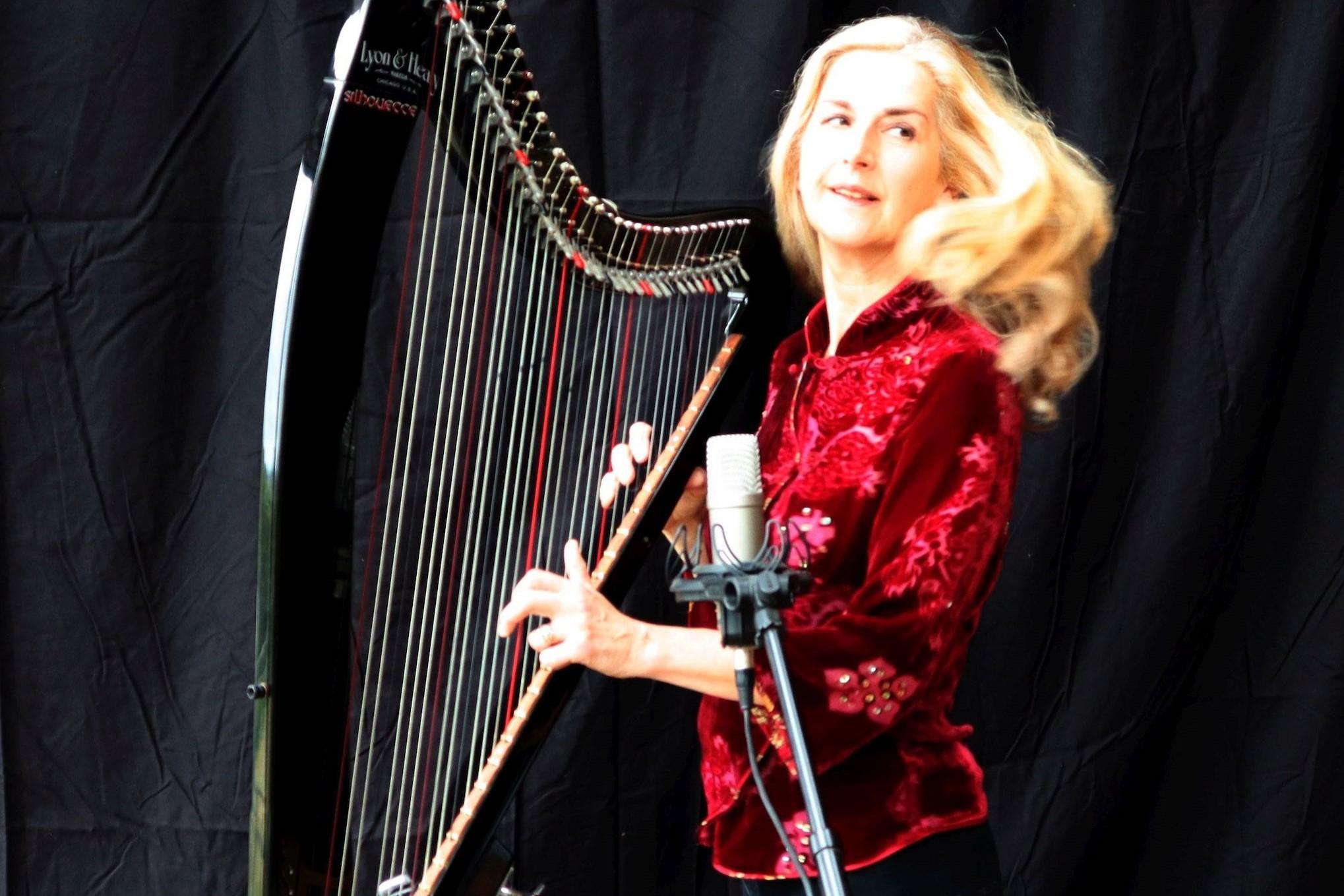 Harp concert with Sarah Deere-Jones